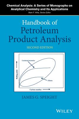 Handbook of Petroleum Product Analysis By Speight, James G.